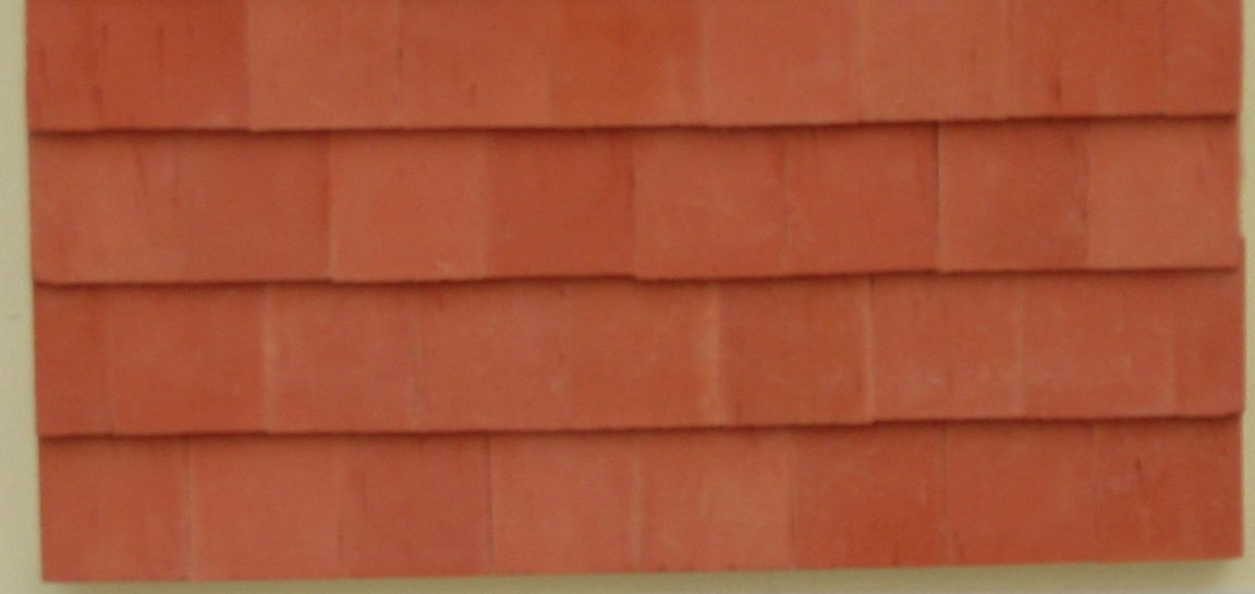 Red Roof Tiles Small Dolls House 1 24th Scale